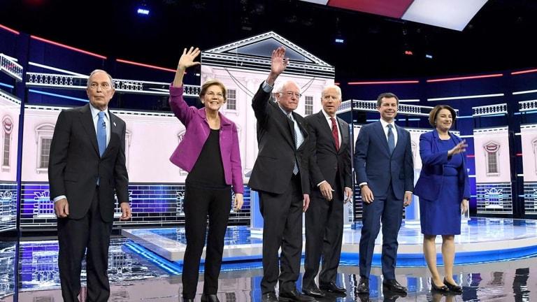 Politico: Warren, Biden and Buttigieg dangerously close to going broke