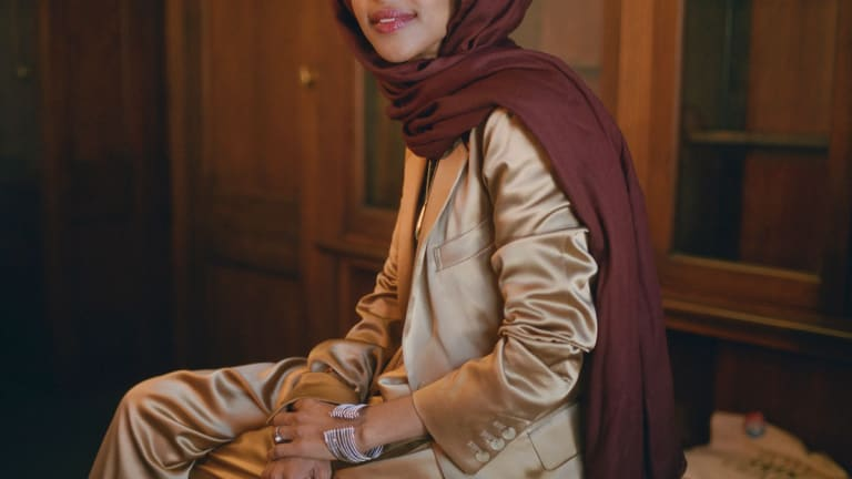Ava Duvernay Interviews Rep. Ilhan Omar About 'Making Good Trouble'