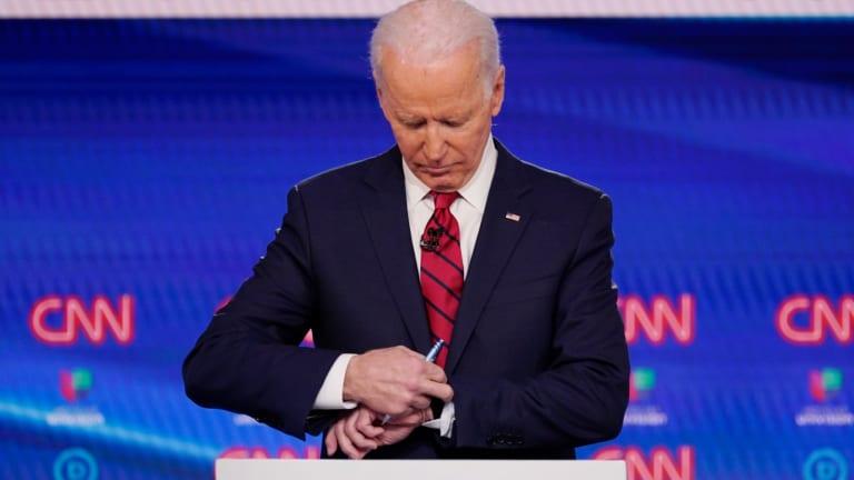 Joe Biden's Vanishing Act During The Height of This Crisis Disqualifies Him