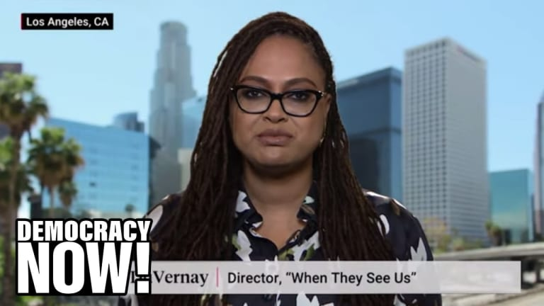 Ava DuVernay - Central Park Five: Criminal Justice and Structural Racism