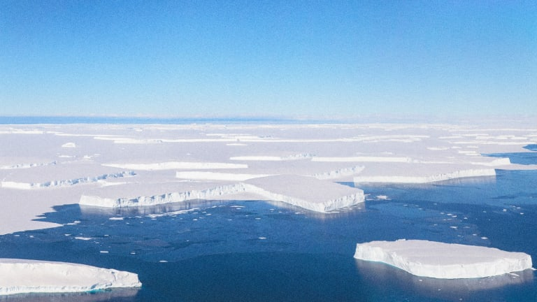 The Urgency to Understand Antarctica's Most Terrifying Glacial Collapse