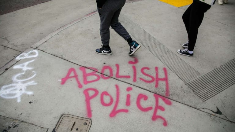 Defunding the Police Is Not the End Goal. It's the First Step