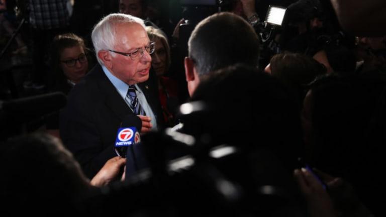 Columbia Journalism Review: Bernie Sanders For Journalism Reform