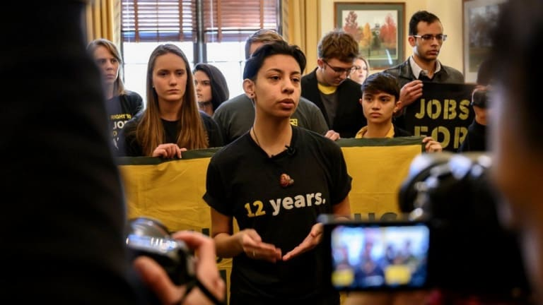 Why Students of Color Are Stepping Up to Lead Climate Strikes