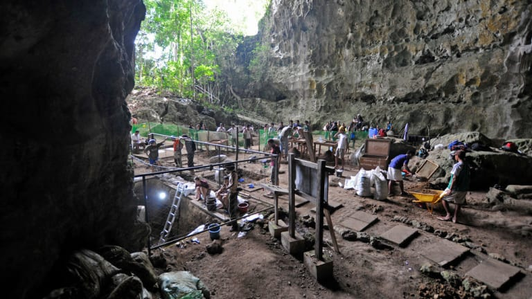 An Ancient Human Species Is Discovered in a Philippine Cave