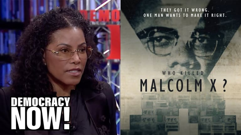 Malcolm X's Daughter Ilyasah Shabazz on The Netflix Docu-series About Her Father
