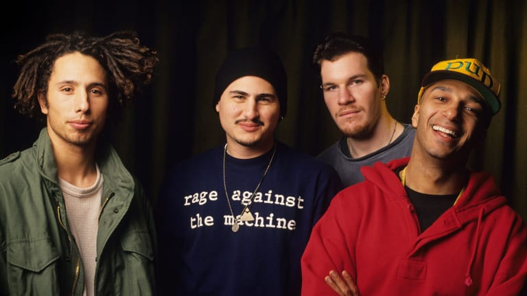 Confirmed: Rage Against the Machine will reunite in 2020