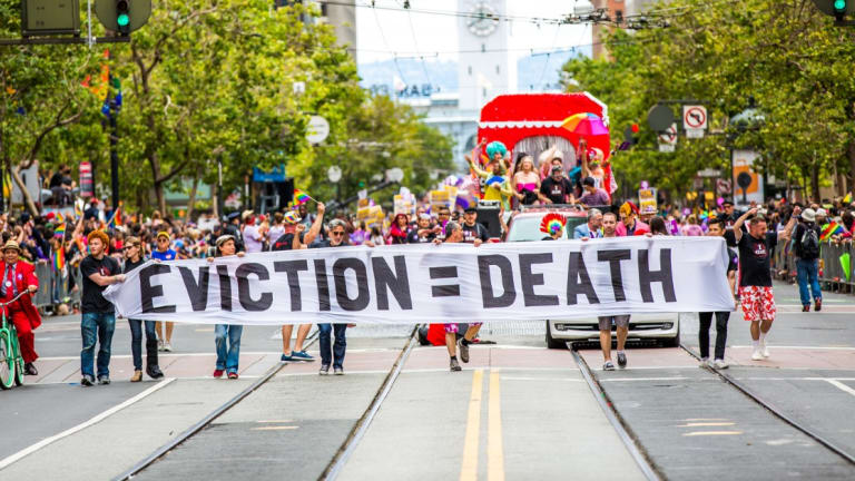 Evictions Aren't Inevitable When Tenants Fight Back