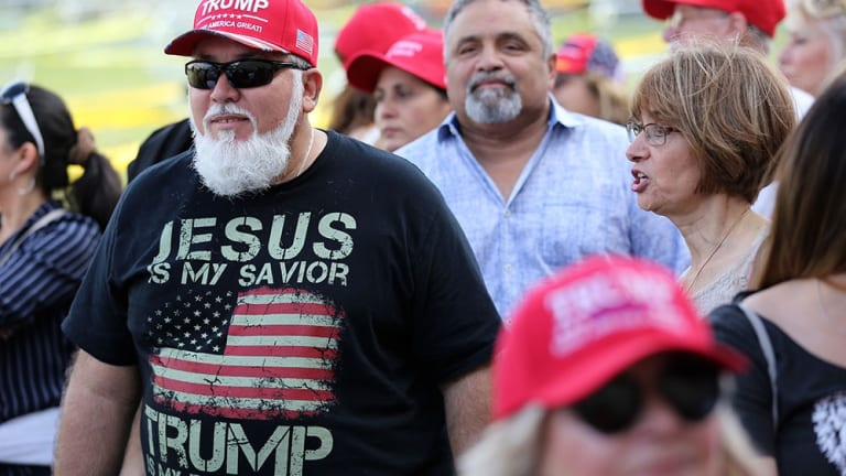 The Religious Right is Toxic and Dangerous as Ever