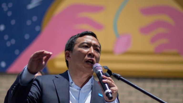 Andrew Yang's New Political Party Exposes the Farce of Radical Centrism