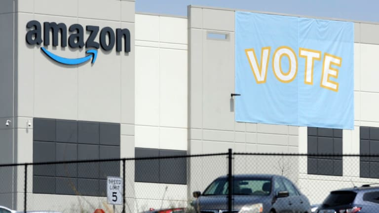 Why Are Amazon Union Vote Results Taking So Long?
