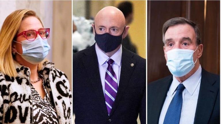 3 Democrats Hinder a Senate Floor Vote on the Pro Act