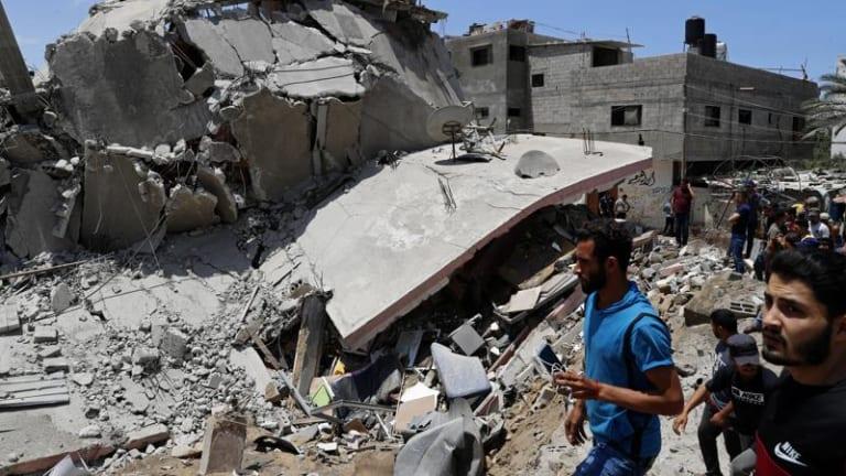 AOC Denounces Biden's Timid Statement on Israel's Palestine Attacks