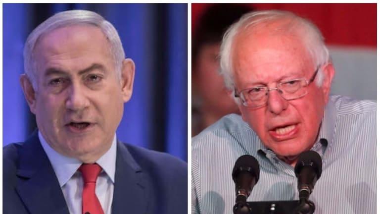 Bernie Sanders on Netanyahu's Racist Nationalism