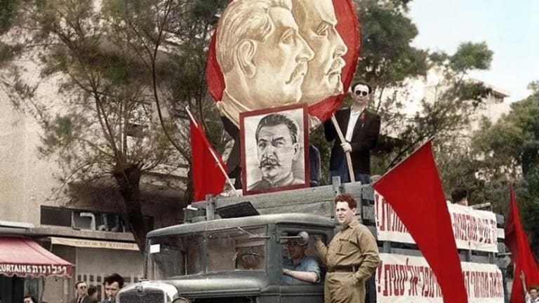 How Joseph Stalin Helped Create the State of Israel