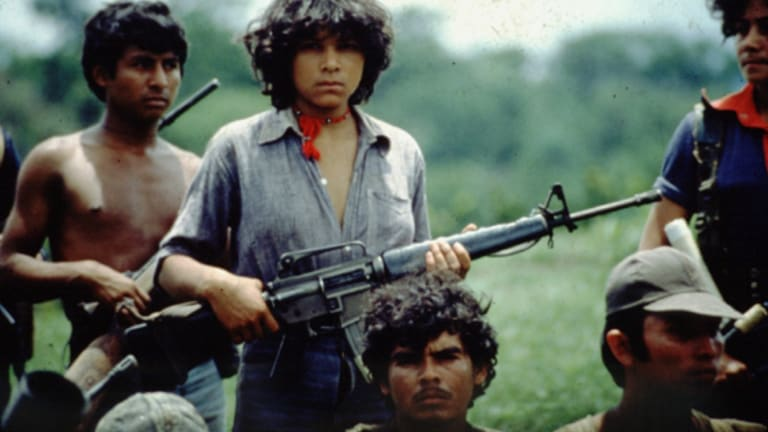 The Refugee Crisis: Reagan Made Central America a Killing Field