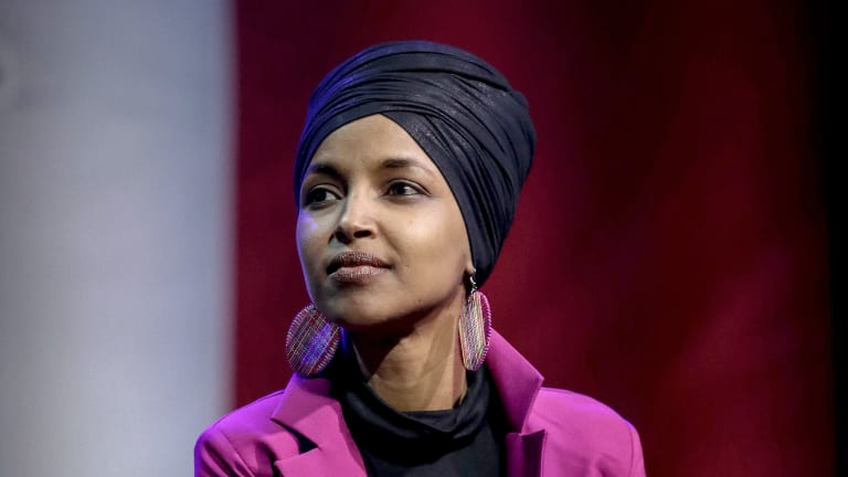 Dems Join Republicans in Attacking Ilhan Omar for Telling The Truth