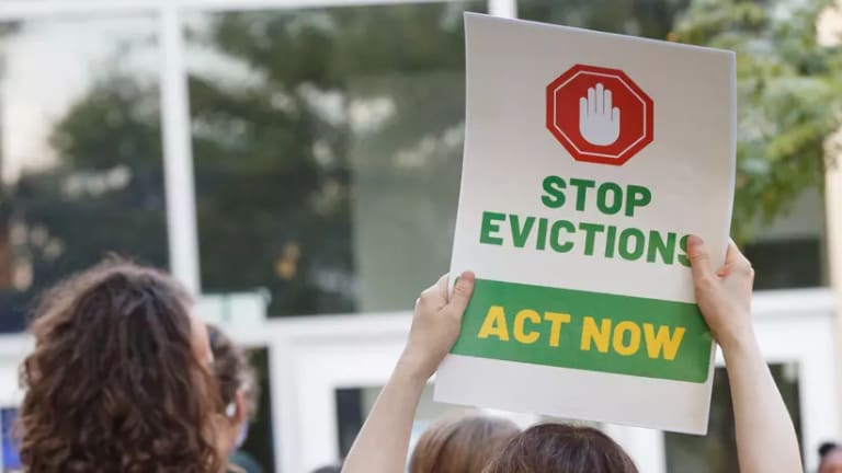 Biden Refuses To Act As Eviction Moratorium Ends