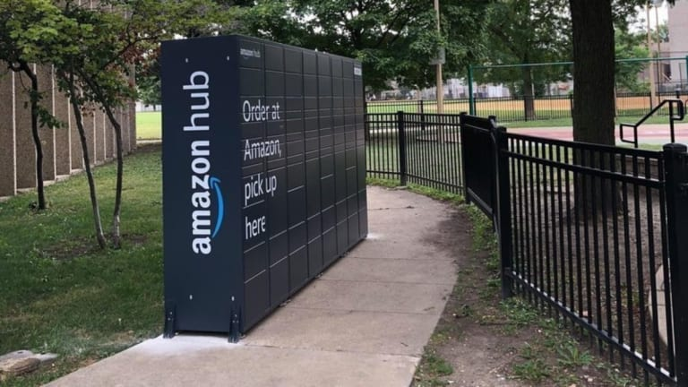 Amazon is Encroaching on Public Spaces in Chicago