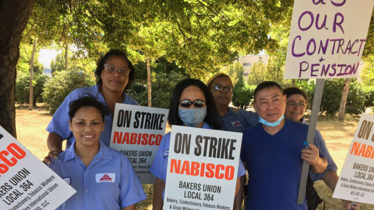 Labor Day 2021: Support Nabisco Workers, Don't Buy Nabisco Products