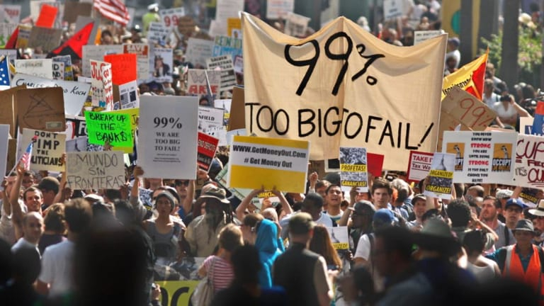 The Occupy Movement After 10 Years, It Did More Than We Think