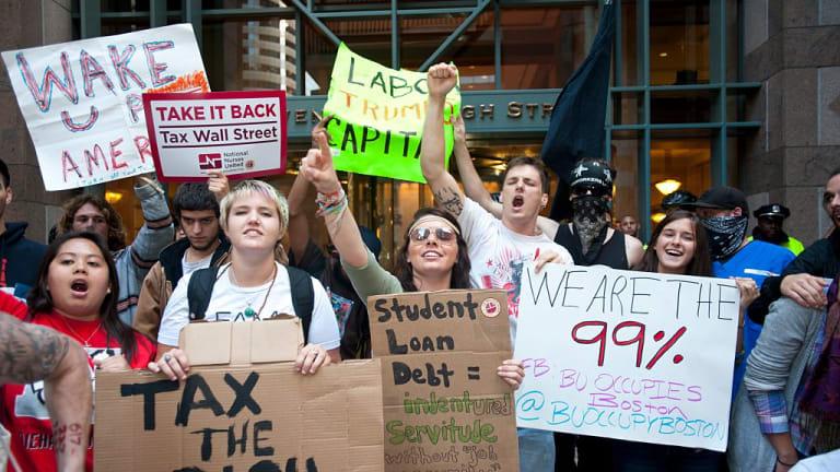Occupy Wall Street Radicalized Many