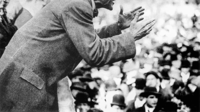 What Eugene Debs Could Teach The Left Today