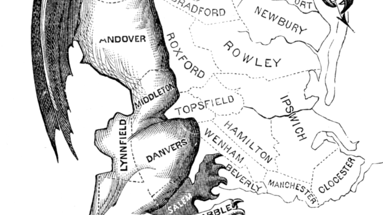 Now There's Proof: Gerrymandering is Bad