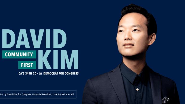Candidate Spotlight: David Kim