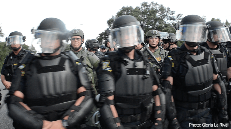 FASCISM INTENSIFIES: DHS SAYS IT'S 'WORKING ON' A CRACKDOWN ON ANTIFA AND BLM