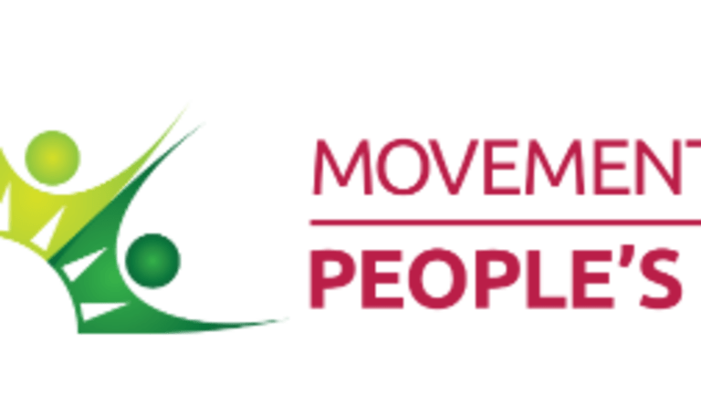 The Movement for a People's Party, No Program, No Principles