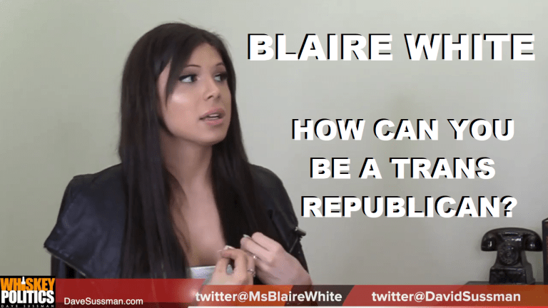 Blaire White: If You Don't Stand for Something, You Fall for Anything