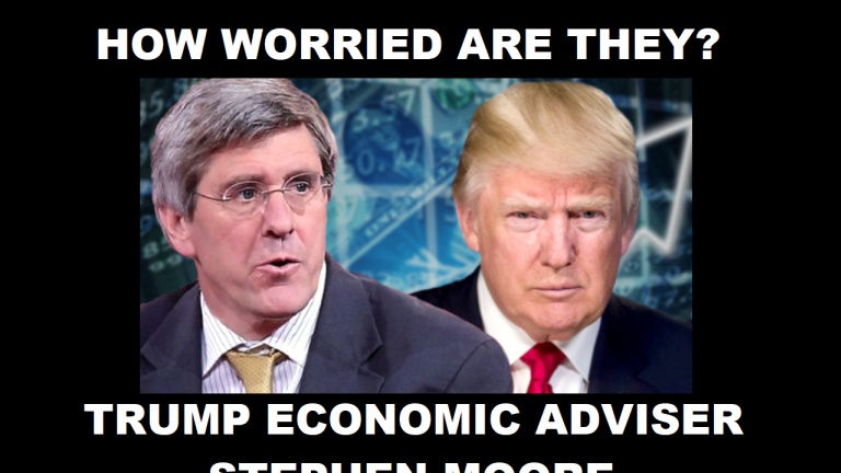 Stephen Moore on the Economic Fallout of Covid-19. How Worried is the White House?