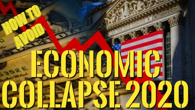 Ep. 233 - ECONOMIC COLLAPSE 2020 (AND HOW TO AVOID IT) Kent Emmons with Dave Sussman
