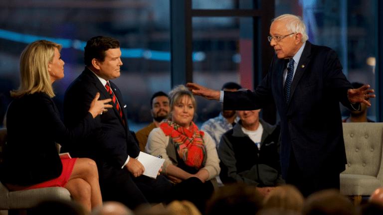 The Keen Political Strategy of Bernie Sanders Appearing on Fox and Joe Rogan