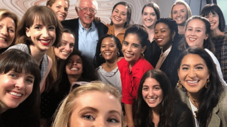 Women For Bernie Call Out MSNBC Pundit For Calling Sanders Supporters 'Sexist'