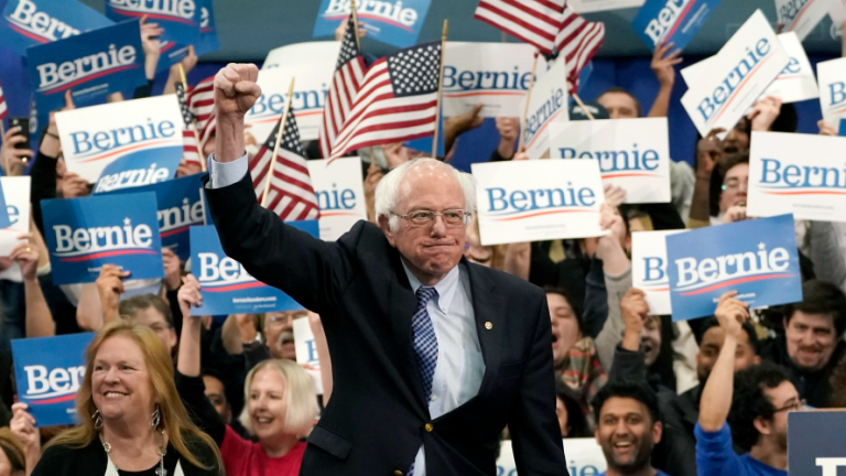 In The Time Of The Covid-19 Pandemic - Reality Endorses Bernie Sanders