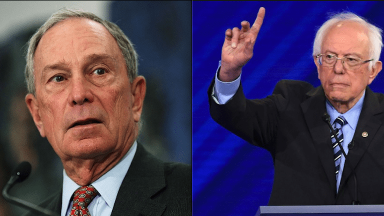 Know This - Bloomberg Is Running Against Bernie More Than Other Dems or Trump