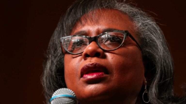 Anita Hill Urges Americans Not to 'Take the Lesser of Two Evils' in 2020