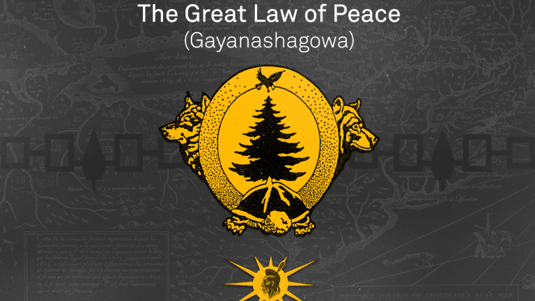 Native American Heritage: Iroquois Great Law of Peace Shaped U.S. Democracy