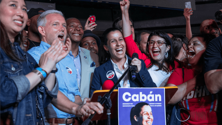 Progressive Tiffany Cabán Beats NYC Democratic Machine - Wins DA Election