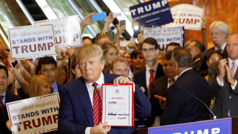 Populism, Trump, and the Future of Democracy