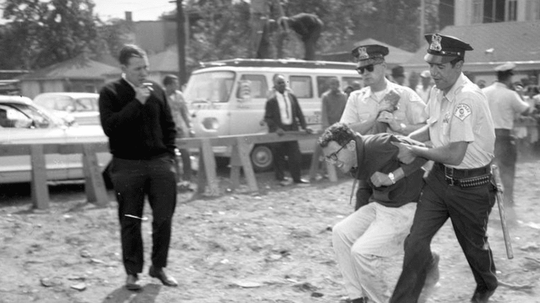 Why Bernie Sanders's History of Racial Justice Activism Matters