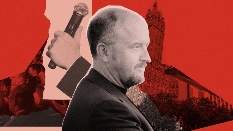 The World is Changing, Comics Like Louis CK Just Can't Grasp That Reality