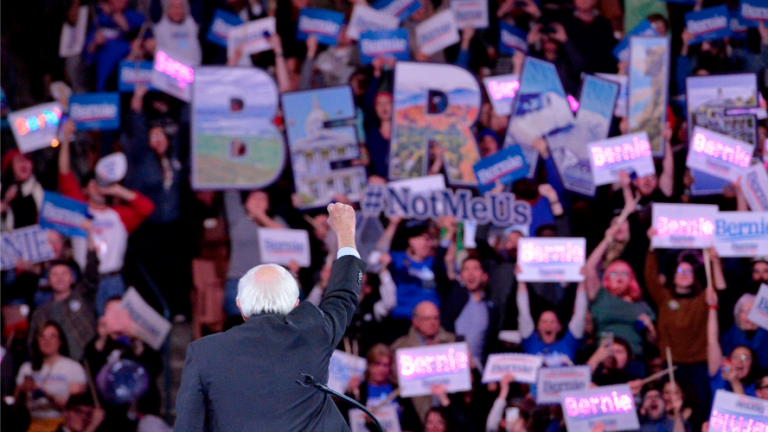 Bernie's Decision: Retreat Should Not Be Confused with Surrender