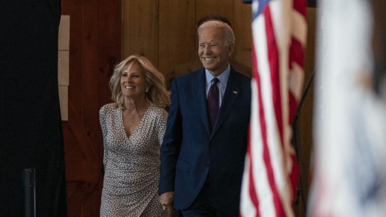 Jill Biden Trots Out 2016 Loser Campaign Appeal...Just Settle for Joe Biden