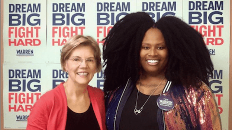 Elizabeth Warren Under Fire: Ashlee Marie Preston Exposed as Racist Homophobe