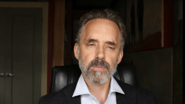 Jordan Peterson Is a Very Poor Researcher Whose Own Sources Contradict His Claim