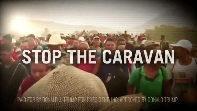NBC, Fox News, Facebook pull controversial Trump anti-immigration ad
