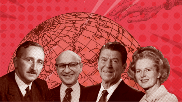 Neoliberalism - A Huge Bi-Partisan Success, A Devastating Economic Failure